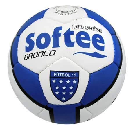 Balon Softee Bronco EDICION Limitada - Futbol 7 - Color Azul ...
