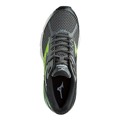 Equate Black Chaussure Homme Sport De Mizuno Wave BpqUww7