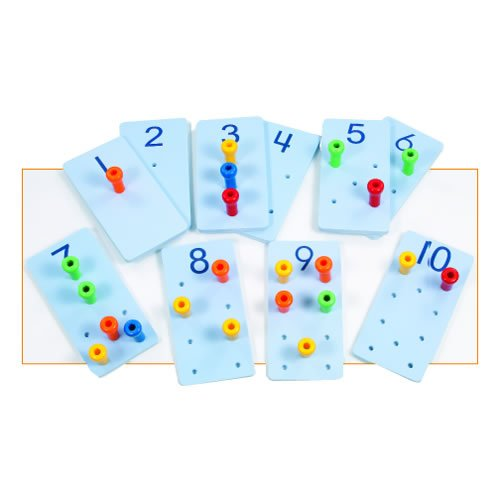 Counting Peg (Peg It Number Boards)