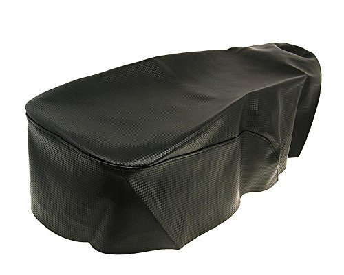 SEAT COVER Carbon Look for Vespa LX Xtreme