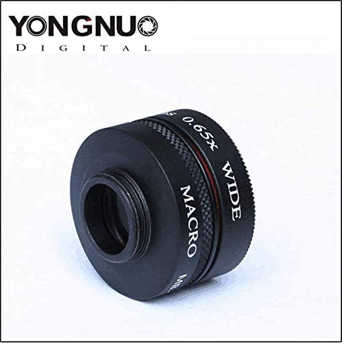 YongNuo MP0.65X Macro Mobile Fisheye Lens Wide Angle Lens for iPhone 6 6S