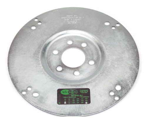 PRW 1844010 Xtreme Duty SFI-Rated Internal Balance Steel Flexplate for Mopar SB and BB, 10' or 11-1/8' Converter 10 or 11-1/8 Converter