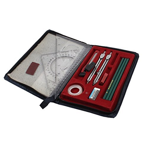 DealMux Student Mapper Desenho Mecânico Instruments Geometria Kit ...