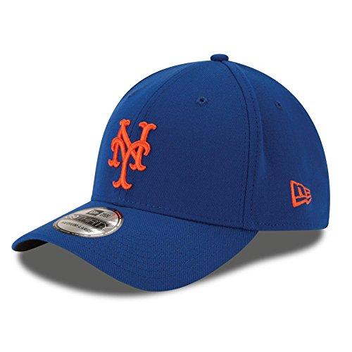New Era New York Mets MLB Team Classic 39THIRTY Cap (Ny Mets New Logo)