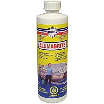Amazon Com Aurora Alumabrite Aluminum Cleaner Easy To Use