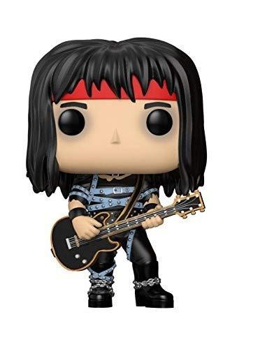 Funko Pop! S4 Mötley Crüe - Mick Mars