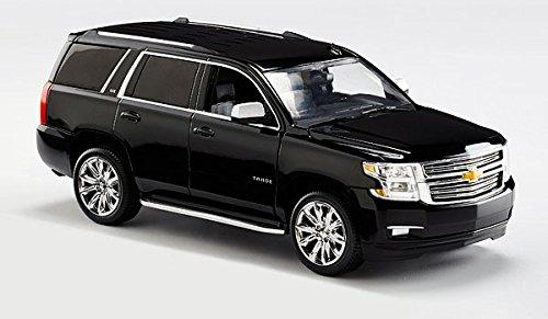 2015 Chevrolet Tahoe Ltz In Black With Black Interior 1 24