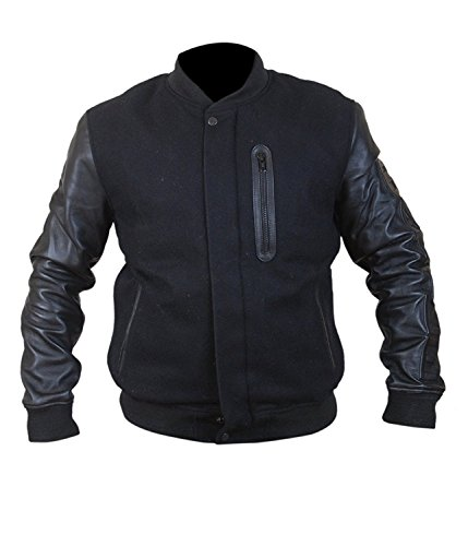 SALTONI Michael B Jordan Kobe Destroyer XXIV Battle Bomber Jacket (S) by SALTONI