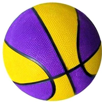 Toddler/Kids Replacement Basketball 6 Inch Fits Most Toddler Basketball Goals