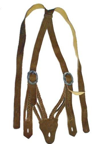 Trachten lederhosen-Hosenträgern Norweger Hosenträger V-Träger hellbraun