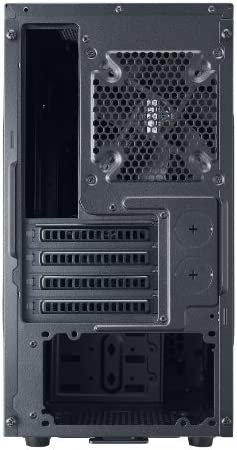 Cooler Master N200 - Mini Tower Computer Case with Fully Meshed Front Panel and mATX/Mini-ITX Support