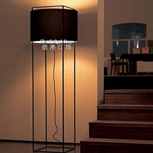 Der Stil ist einfach und stilvoll eingerichtetes Wohnzimmer Arbeitszimmer hotel engineering Stehleuchte