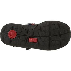 See Kai Run Boys' Cyrus Water Shoe, Black, 10 M US Toddler