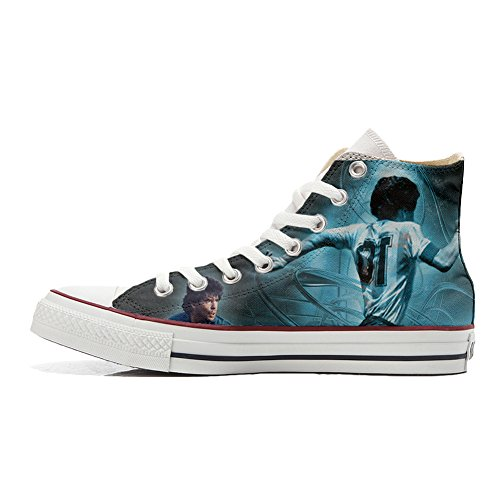 Converse Star personalizados world soccer Artesano All Producto zapatos w1f8T