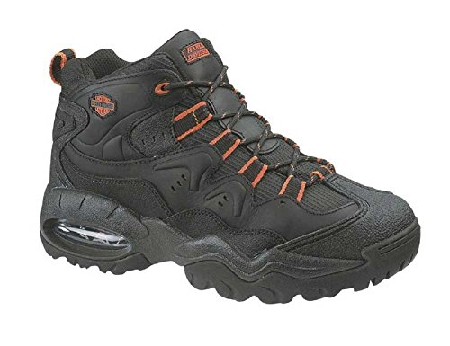 Harley-Davidson Men's Crossroads II 4-Inch Steel Toe Boots. D94049