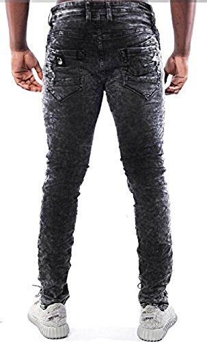 Urban Jeans used look Project X Paris black (29)