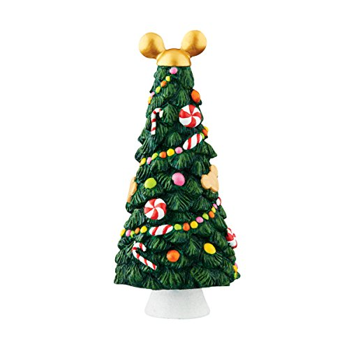 Disney Christmas Tree (Department 56 Disney Village Mickey's Candy Tree Accessory Figurine)