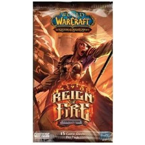 NETHER RIP X 3 WORLD OF WARCRAFT WOW TCG REIGN OF FIRE