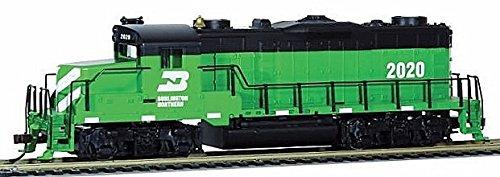 (Mantua 414104 HO BN EMD GP-20 Diesel Loco DCC and Sound Equipped #2020 Burlington Northern)