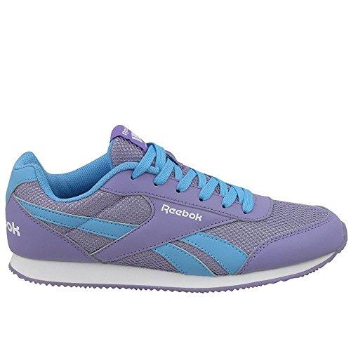 0 violet Blanc Fille Jogger Royal Reebok De Classic Chaussures Bleu 2 Fum Violet Course qTIBPw