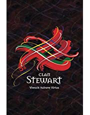Clan Stewart Family History Research Journal: Record your Ancestry and Genealogy findings in this Scottish Clans and Tartans Notebook