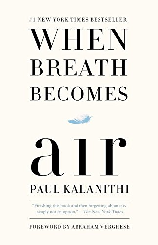 When Breath Becomes Air - Malaysia Online Bookstore