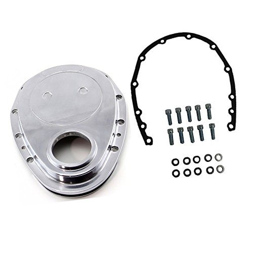ford 302 timing chain cover - 8