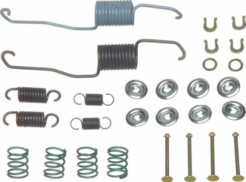 Toyota Celica Brake Drum (Wagner H17181 Drum Brake Hardware Kit, Rear)