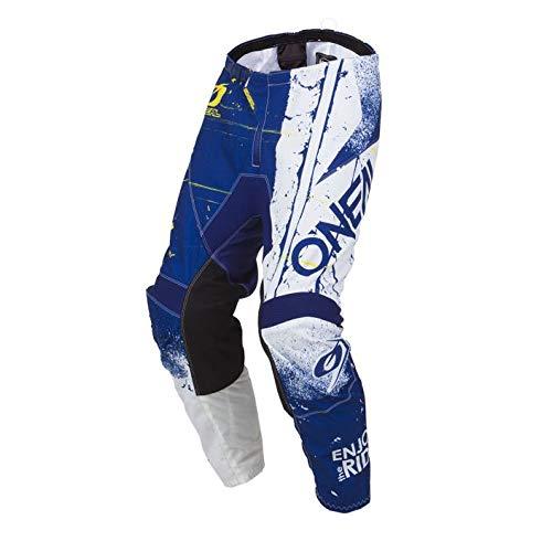O'Neal Men's Element Shred Pant Blue 36