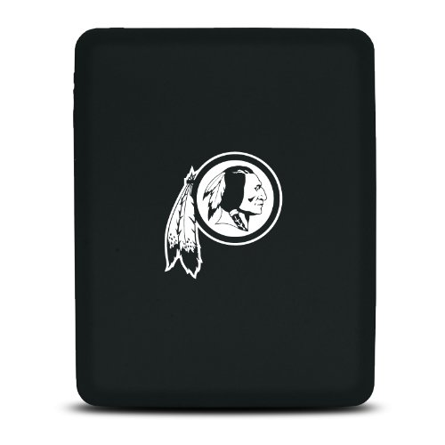 - Tribeca NFL Washington Redskins Silicone Shield for Apple iPad