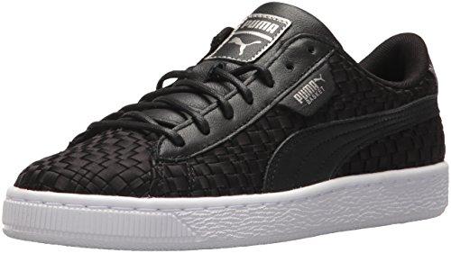 Puma Women's Basket Satin En Pointe Wn Sneaker Puma Black-puma White Lr12mpQk