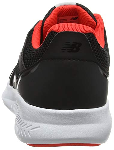 De Black black Bo Balance Niños New Unisex Zapatillas Negro orange 570 Running q7nw1t6