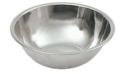 Update International (MB-500) 5 qt Stainless Steel Mixing Bowl