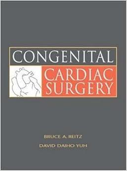 Book Congenital Cardiac Surgery