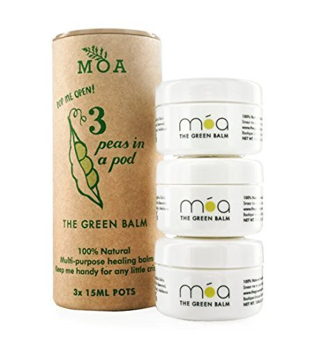 MOA the Green Balm Peas in a Pod by - Moa Stores