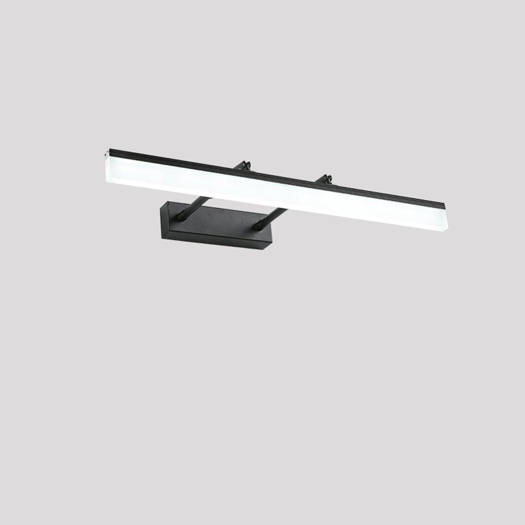 badezimmerlampe Spiegel-Licht führte Make-up-Licht-Badezimmer-Badezimmer-Kabinett-Licht-moderne unbedeutende Hauptwasserdichte Anti-Nebel Spiegel-Lichter Schminklicht