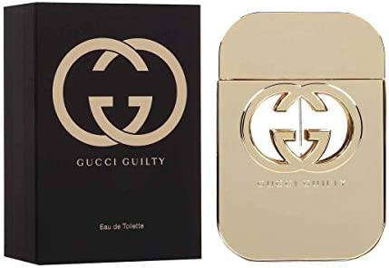 cd6b32520 Gucci Guilty by Gucci for Women - Eau de Toilette, 75ml: Amazon.ae