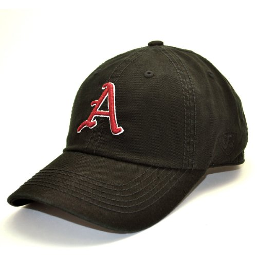 Top Of The World Arkansas Razorbacks Crew Adjustable Hat (University State Arkansas Golf)