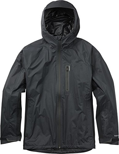 BURTON Men's Chaos Jacket, Phantom, Large (Phantom Jacket Snowboard)