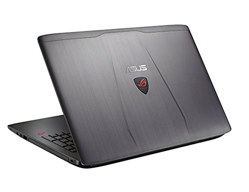 ASUS ROG GL552VW-DH74 Gaming Notebook (i7-6700HQ, 16GB RAM, 128GB SSD + 1TB HDD, NVIDIA GTX 960M 4GB, 15.6