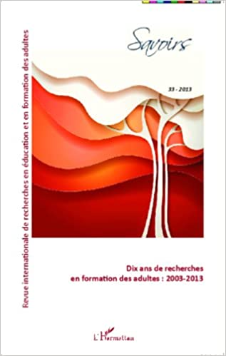 Download Online Dix ans de recherches en formation des adultes : 2003-2013 pdf ebook