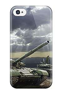 Iphone 4/4s Hard Case With Awesome Look - IRYxyrz1047amtnS