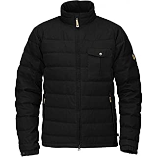 FJÄLLRÄVEN Fjallraven - Men's Ovik Lite Jacket, Black, S (B00V4N9CKG) | Amazon price tracker / tracking, Amazon price history charts, Amazon price watches, Amazon price drop alerts