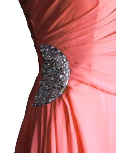 Alivila Damen Fashion Y Kleid Pfirsich xqxTzSrw0