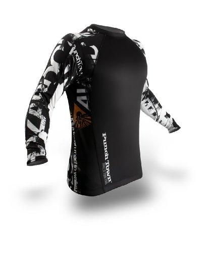 PunchTown Compression Long Sleeve Rashguard product image