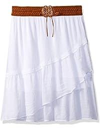Girls' Big Maxi Length Skirt