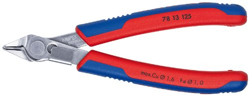 KNIPEX 78 13 125 Electronic Super-Knips Comfort Grip