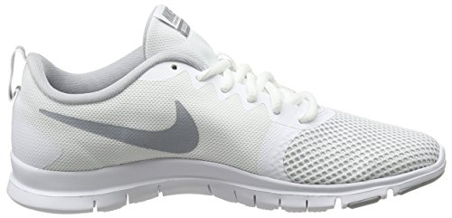 Flex Indoor Wolf Essential pure 100 Wmns Scarpe Grey Donna White Sportive Nike Multicolore Tr Platinum 5vYUq