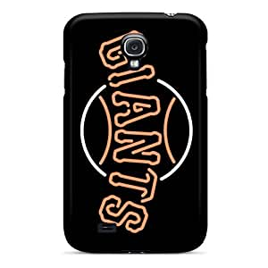 Anti-scratch And Shatterproof San Francisco Giants Phone Case For Galaxy S4/ High Quality Tpu Case