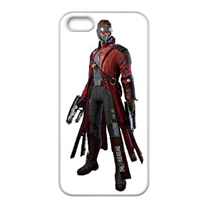 Star Lord iPhone 4 4s Cell Phone Case White L4039399